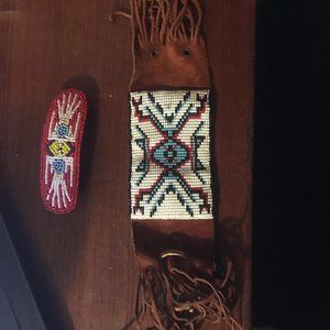 Native American Beaded Bundle - 364